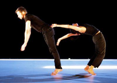 "Conférence sur ""Two"", Kirsten Debrock – Michel Vincenot"