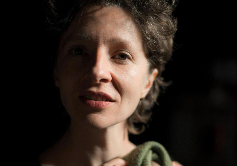 Sylvie Pabiot, portrait d'une douce exigence – Michel Vincenot